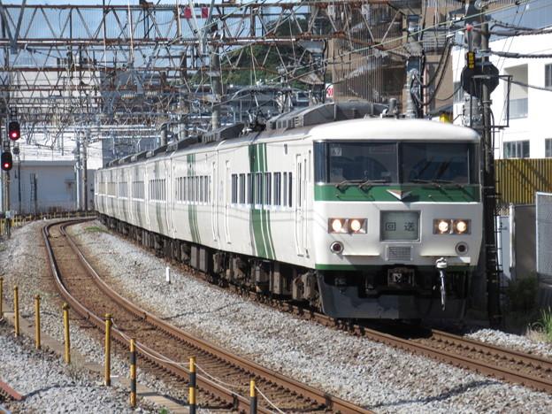 回送列車185系0番台 A7編成