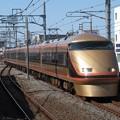 東武スペーシア100系 103F【日光詣】