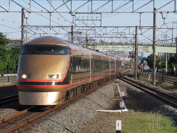 東武スペーシア100系 103F【日光詣スペーシア】