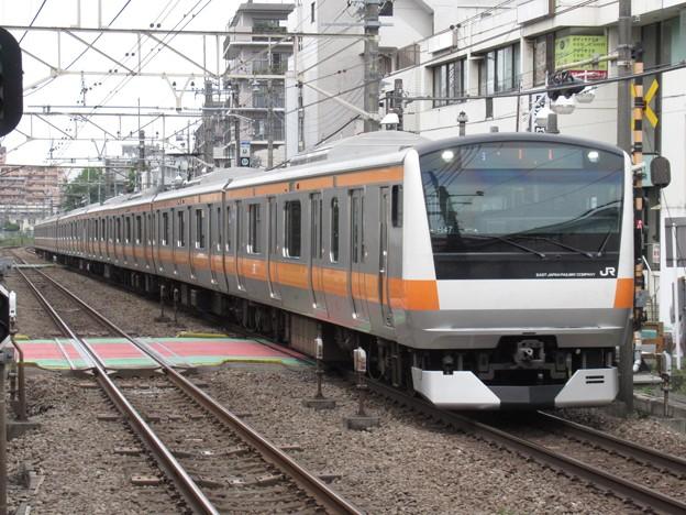 Photos: 中央快速線E233系0番台 H47編成