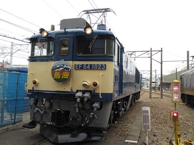 EF64 1023【鳥海HM】