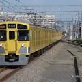 Photos: 西武新宿線2000系 2517F+2537F