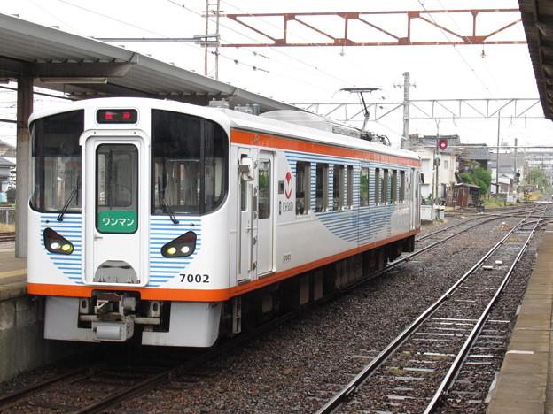 一畑電車7000系 デハ7002
