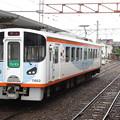 写真: 一畑電車7000系 デハ7002