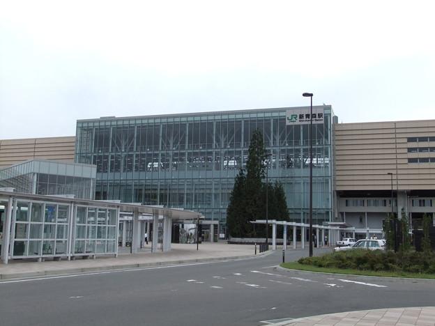 [JR東日本]新青森駅 東口