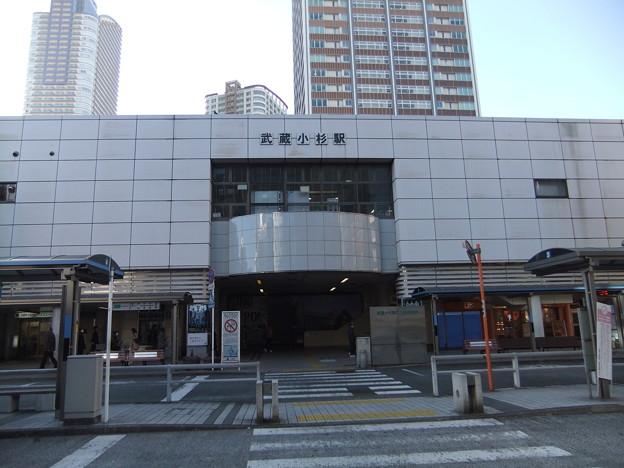 [JR東日本]武蔵小杉駅