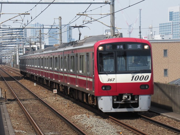 京急線新1000形 1367F