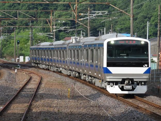 常磐線E531系 K474編成