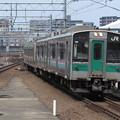 Photos: 常磐線701系1000番台 F2-28+P-8編成