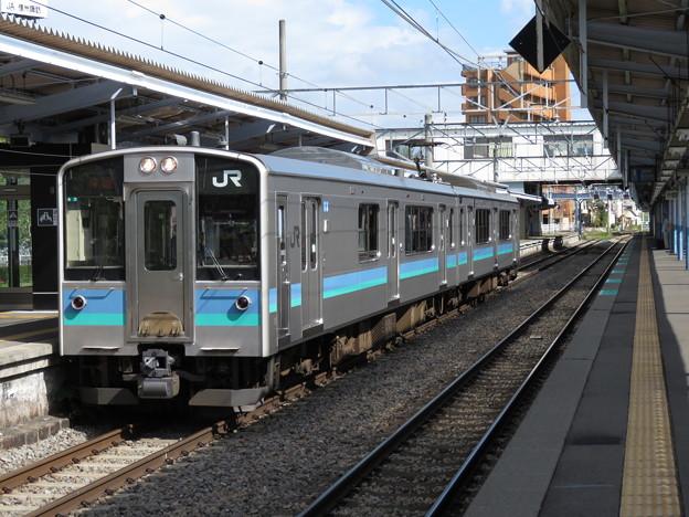 Photos: 中央線E127系100番台 A3編成
