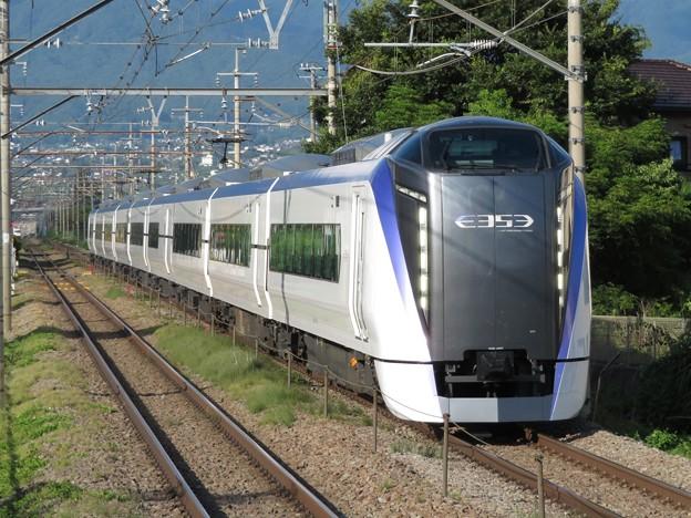 かいじE353系 S111編成