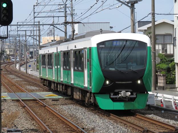 静岡鉄道A3000形 A3003F