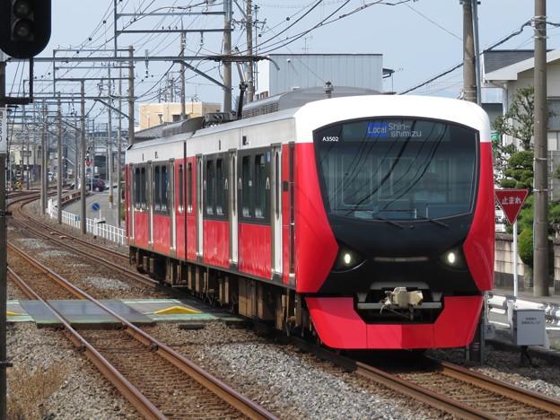 静岡鉄道A3000形 A3002F