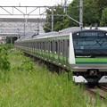 写真: 横浜線E233系6000番台 H021編成