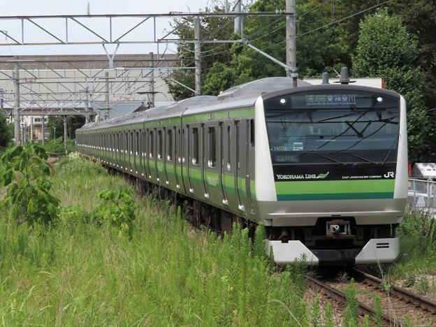 横浜線E233系6000番台 H028編成