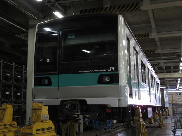 E233系2000番台 マト7編成