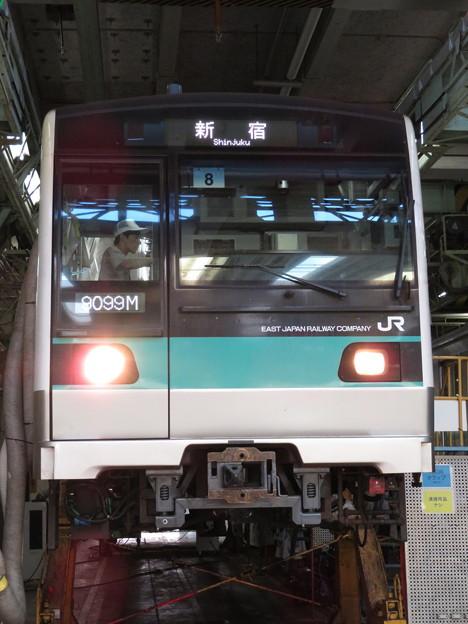 E233系2000番台 マト8編成