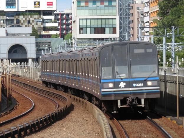 横浜市営ブルーライン3000N形 3361F
