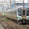 常磐線E721系1000番台 P4-7編成