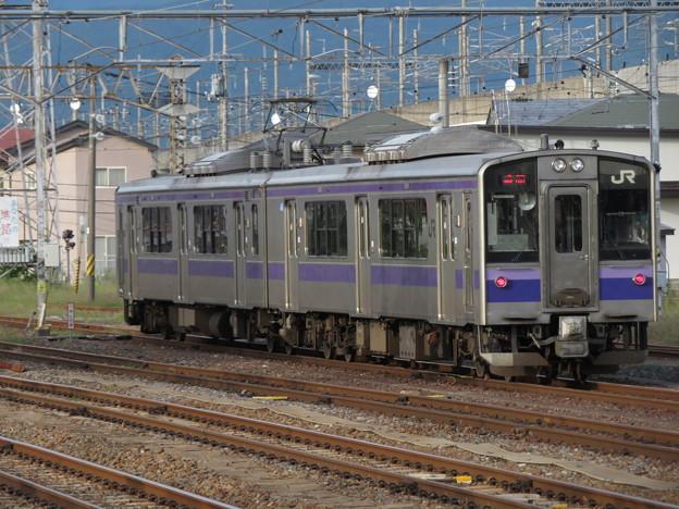 東北線701系1000番台 クモハ700-1010編成