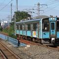 写真: 青い森鉄道701系 青い森701-8編成