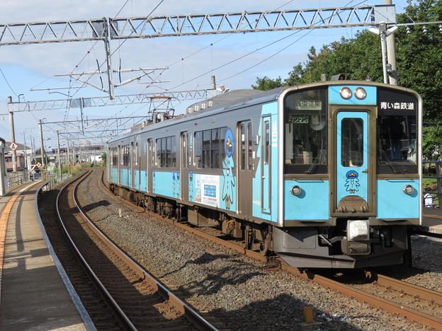 青い森鉄道701系 青い森701-3編成