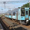 写真: 青い森鉄道701系 青い森701-3編成