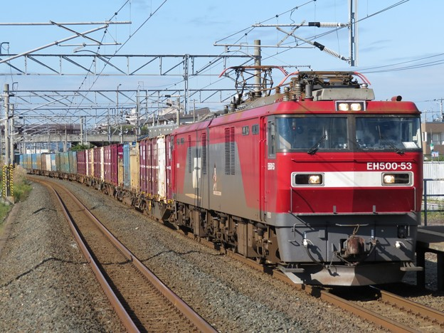 EH500-53+コキ