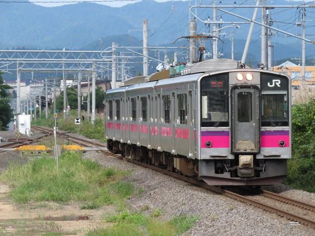 奥羽線701系0番台 N-2編成