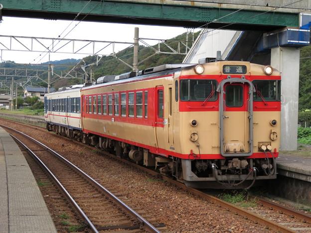 羽越線キハ48形 キハ48 523+キハ47 1512