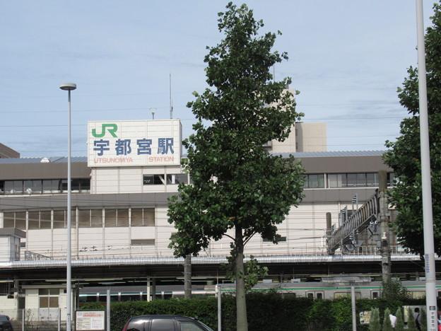 [JR東日本]宇都宮駅 東口