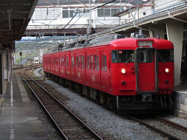しなの鉄道115系1000番台 S11編成【コカ・コーラ ラッピング】