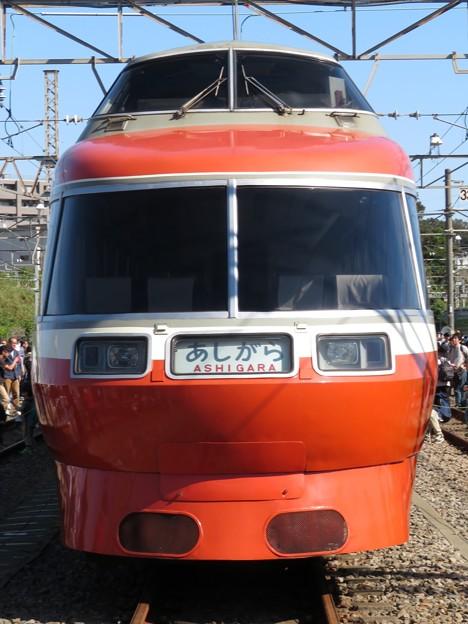 小田急ロマンスカーLSE7000形 7004F