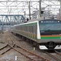 Photos: 東海道線E233系3000番台 E-07編成