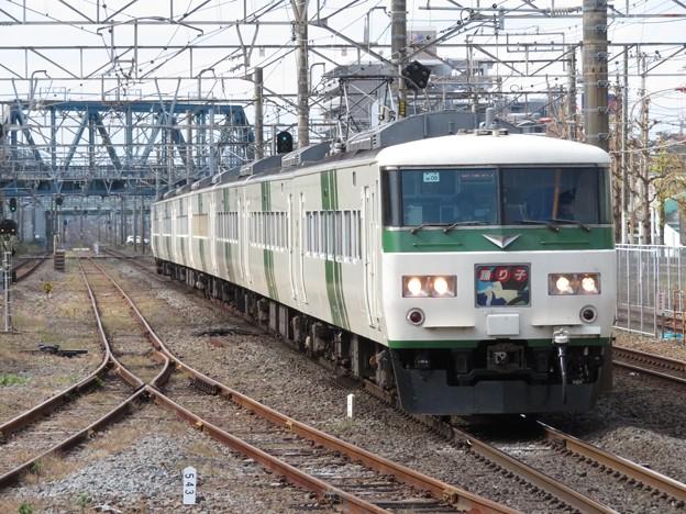踊り子185系200番台 OM09編成