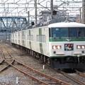 Photos: 踊り子185系200番台 OM09編成