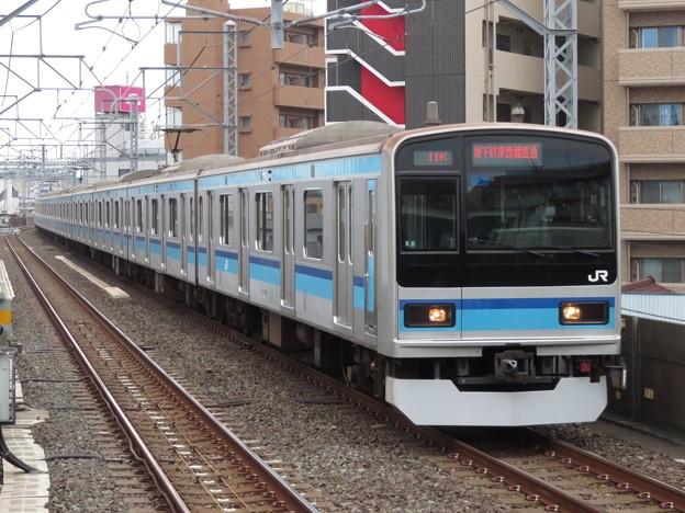 中央緩行線メトロ直通車E231系800番台 K6編成