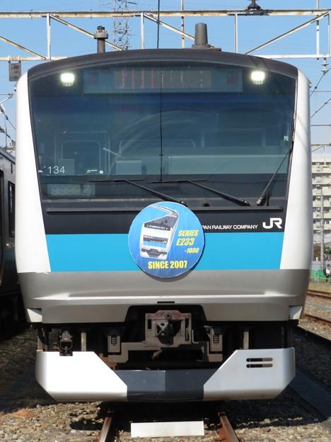 E233系1000番台 サイ134編成【SERIES E233-1000 HM】