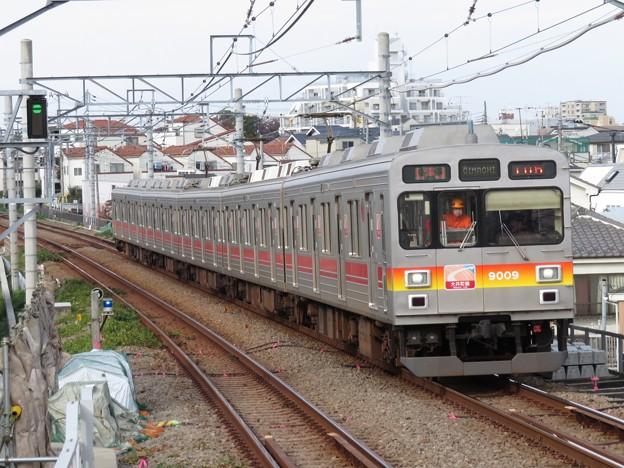 大井町線9000系 9109F