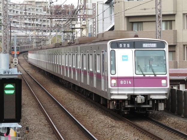 東京メトロ半蔵門線8000系 8114F
