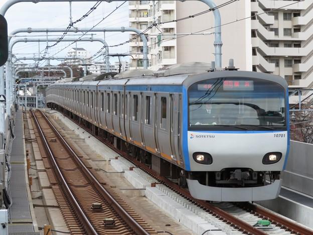相鉄線10000系 10701F