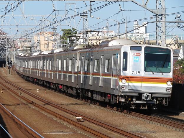 東京メトロ副都心線7000系 7119F