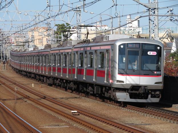 東横線5050系 5157F