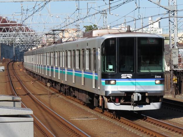 埼玉高速鉄道2000系 2108F