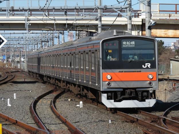 武蔵野線205系5000番台 M25編成