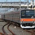武蔵野線205系5000番台 M6編成