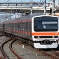 Photos: 武蔵野線209系500番台 M81編成