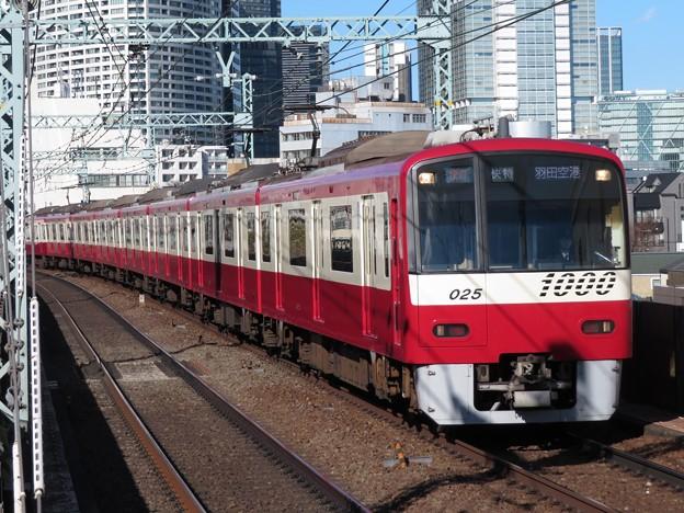 Photos: 京急線新1000形 1025F