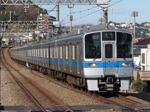 小田急多摩線1000形 1064F+3273F
