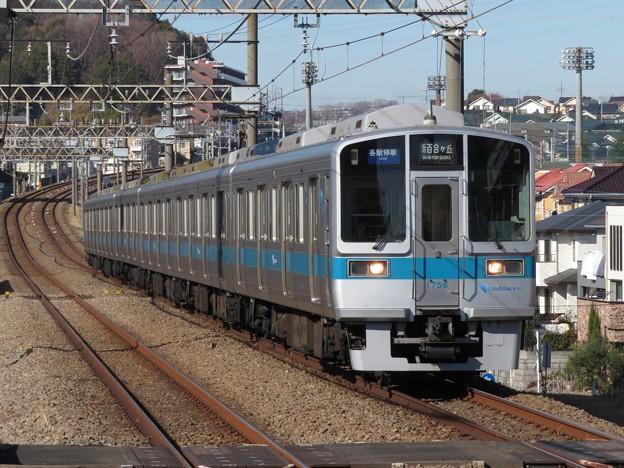 小田急多摩線1000形 1756F